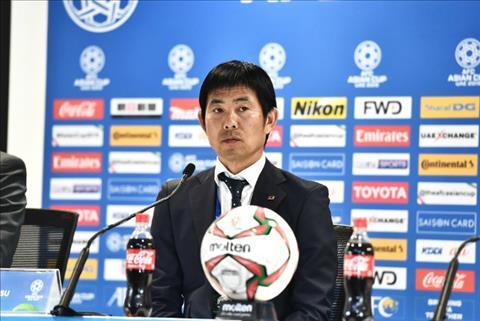 Chung kết Asian Cup 2019 HLV ĐT Nhật Bản tự tin vô địch châu Á hình ảnh