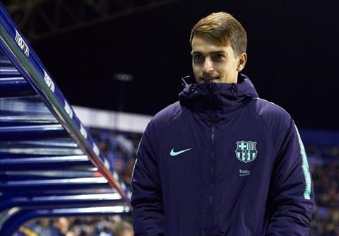 Denis Suarez không ra sân trước Sevilla vì hình ảnh