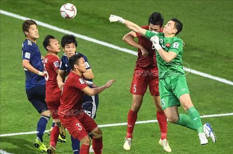 Báo Nhật ấn tượng với cầu thủ Việt Nam sau trận đấu với Nhật Bản hình ảnh