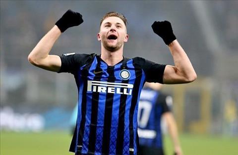 Milan Skriniar gia hạn hợp đồng với Inter Milan hình ảnh
