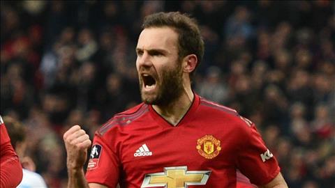 Nóng MU ký hợp đồng thêm 1 năm với Juan Mata hình ảnh 2