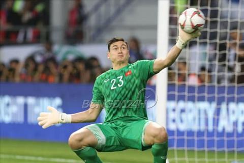 Văn Lâm lọt tốp 5 thủ môn cứu thua nhiều nhất Asian Cup 2019 hình ảnh