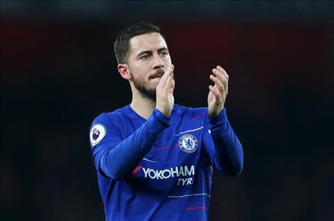 Hazard cua Chelsea