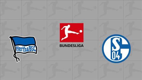 Hertha Berlin vs Schalke 2h30 ngày 12 Bundesliga 201920 hình ảnh