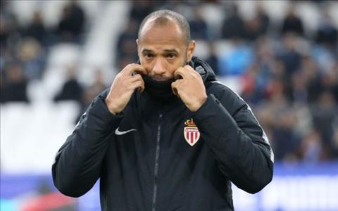 Chính thức Monaco sa thải Henry chỉ sau hơn 3 tháng gắn bó hình ảnh