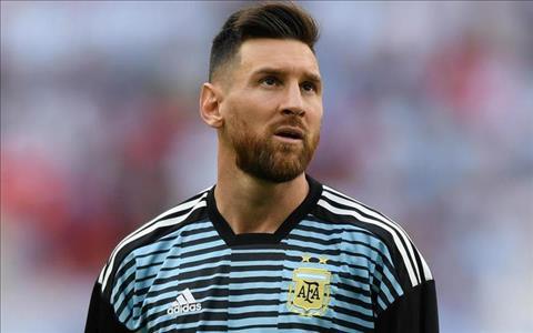Messi tro lai Argentina