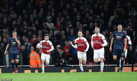 Arsenal 1-3 Man Utd Thắng thua phân định từ băng ghế chỉ đạo hình ảnh 6