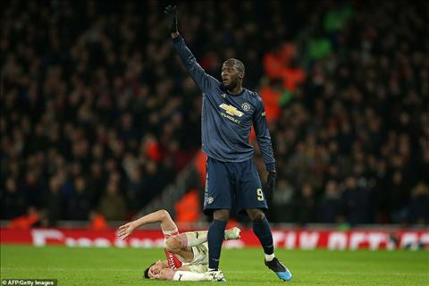 Arsenal 1-3 Man Utd Thắng thua phân định từ băng ghế chỉ đạo hình ảnh 7