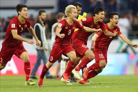 ĐT Việt Nam tại Asian Cup 2019 Bất ngờ cho Xavi hình ảnh
