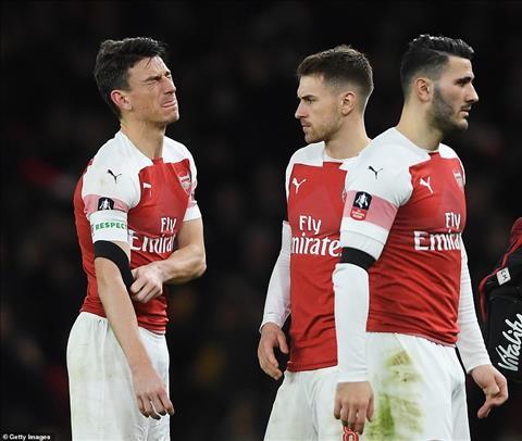 Dư âm Arsenal 1-3 MU vòng 4 FA Cup Bình mới rượu cũ hình ảnh