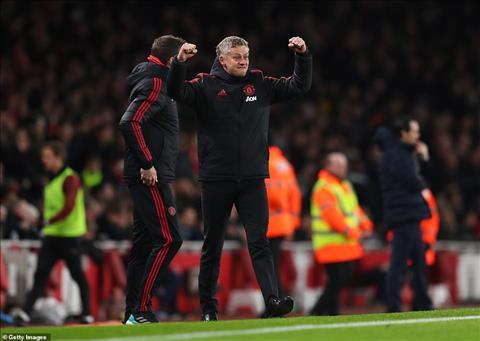 Dư âm Arsenal 1-3 MU vòng 4 FA Cup Thắng thua từ vị trí HLV hình ảnh