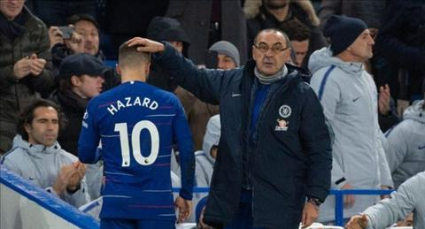 Những lý do khiến Chelsea sa thải HLV Maurizio Sarri hình ảnh