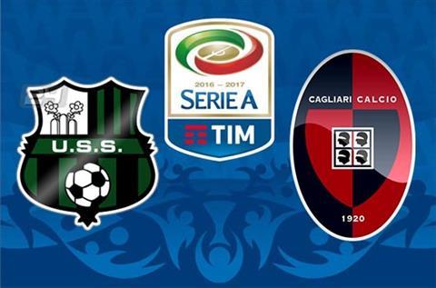 Sassuolo vs Cagliari 21h00 ngày 261 (Serie A 201819) hình ảnh