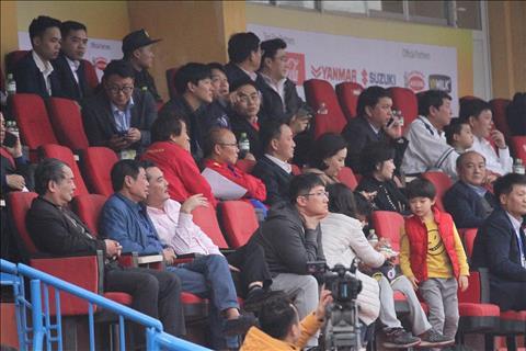 HLV Park Hang Seo dự khán U22 Việt Nam vs Hyundai hình ảnh