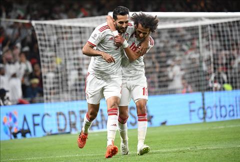 Thống kê: UAE là cơn ác mộng của bóng đá Đông Nam Á