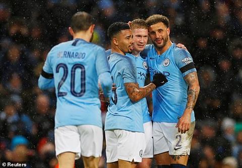 Man City co them mot chien thang dam da trong nam 2019