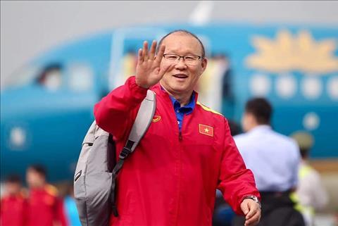 Đặng Văn Lâm ca ngợi HLV Park Hang Seo hình ảnh