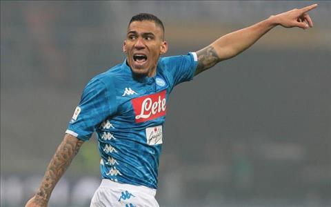 Allan sẽ ở lại Napoli thay vì tới Man City hay PSG hình ảnh
