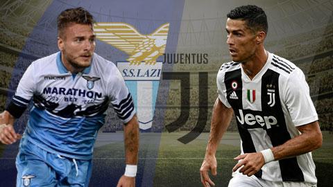Lazio vs Juventus 2h30 ngày 281 (Serie A 201819) hình ảnh