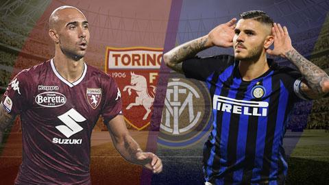 Torino vs Inter Milan 0h00 ngày 281 (Serie A 201819) hình ảnh