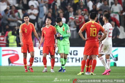 4 cầu thủ Trung Quốc bị tố bán độ ở trận thua Iran hình ảnh