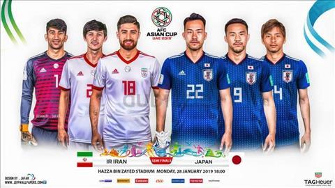 Iran vs Nhật Bản 21h00 ngày 281 (Asian Cup 2019) hình ảnh