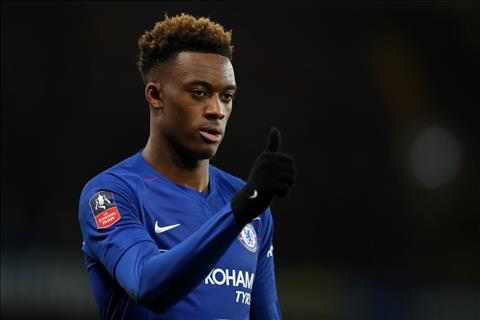 Chi 40 triệu bảng, Barca muốn mua Hudson-Odoi của Chelsea hình ảnh