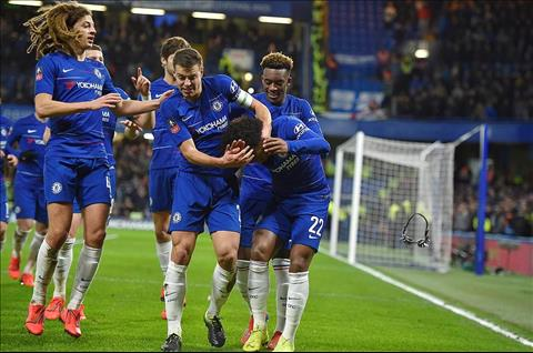 Gonzalo Higuain ra mắt Chelsea Chưa bùng nổ nhưng đáng kỳ vọng hình ảnh