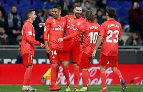 Real thang Espanyol 4-2