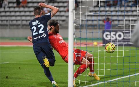 Beziers vs Paris 1h00 ngày 291 (Hạng 2 Pháp 201819) hình ảnh