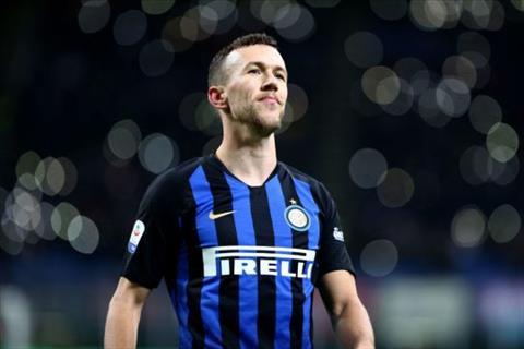 Arsenal chiêu mộ tiền vệ Perisic của Inter Milan chỉ là tin đồn hình ảnh