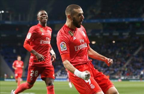 Real Madrid Sự trở lại của Benzegol hình ảnh 2