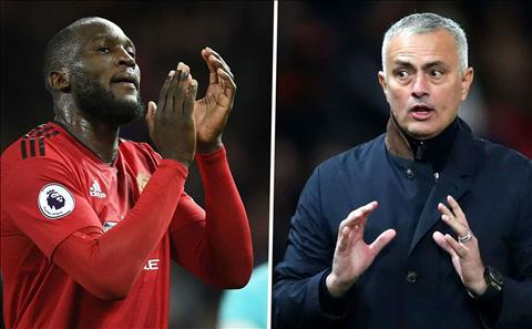 Romelu Lukaku đánh giá về Jose Mourinho hình ảnh