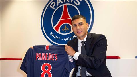 Chính thức Tiền vệ Leandro Paredes gia nhập PSG thay vì Chelsea hình ảnh