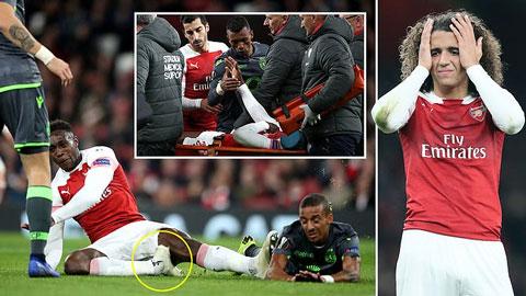 HLV Unai Emery nói về chuyển nhượng Arsenal Cay đắng và xa vời hình ảnh