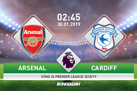 Preview Arsenal vs Cardiff