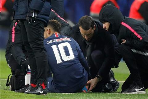 Sốc Neymar chấn thương dài hạn, lỡ cả 2 trận gặp MU ở C1 hình ảnh