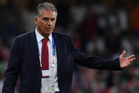 HLV Carlos Queiroz từ chức tại ĐT Iran sau trận thua Nhật hình ảnh