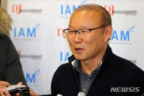 HLV Park Hang Seo lên tiếng về chuyện gia hạn hợp đồng với VFF hình ảnh