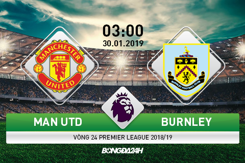 Preview Man Utd vs Burnley