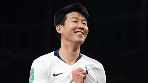Son Heung-Min len tieng xin loi Tottenham