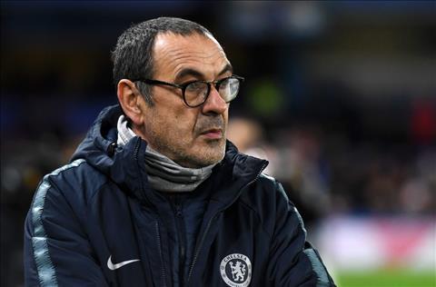 HLV Sarri của Chelsea khẳng định sẽ đánh bại đội tuyển Anh hình ảnh