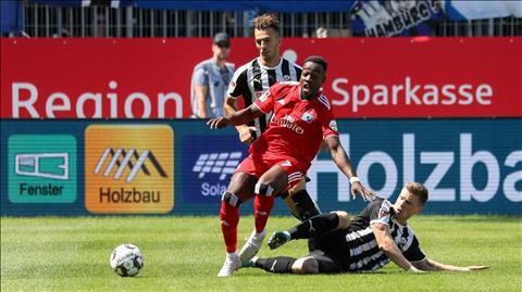 Hamburg vs Sandhausen 2h30 ngày 311 (Hạng 2 Đức 201819) hình ảnh