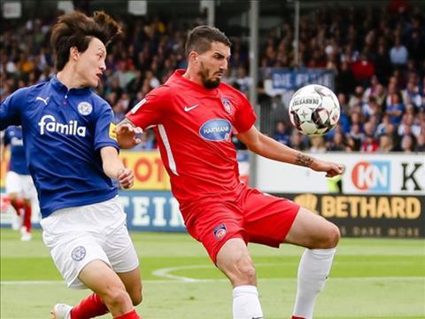 Heidenheim vs Holstein Kiel 2h30 ngày 311 (Hạng 2 Đức 201819) hình ảnh