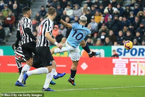 Man City thất bại trước Newcastle Cuộc đua vô địch chấm dứt hình ảnh