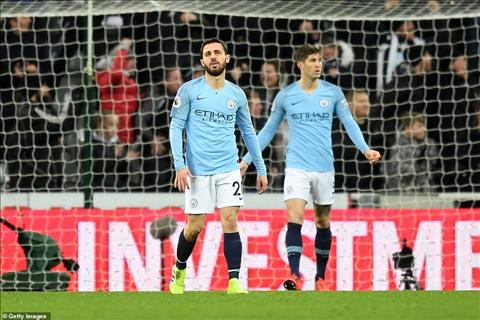 Man City 1-2 Newcastle
