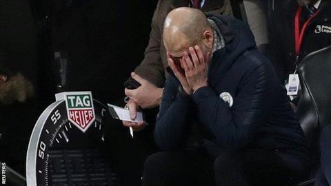 Pep Guardiola phát biểu trận Newcastle 2-1 Man City hình ảnh