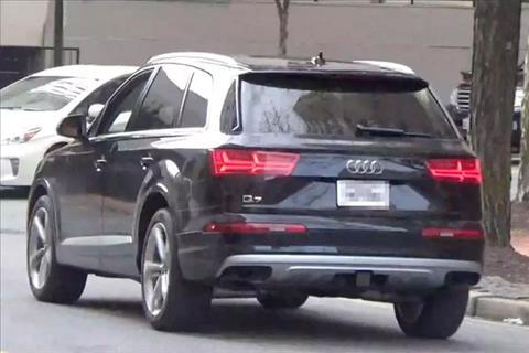 Vợ tiền đạo Rooney mua xe sang sau tai nạn hình ảnh