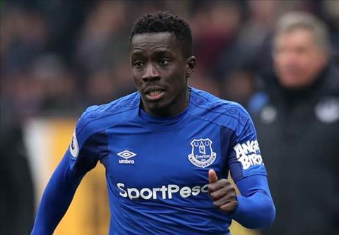 Chi 35 triệu bảng, Man City muốn mua Idrissa Gueye  hình ảnh