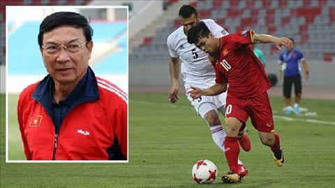 Chuyên gia mách nước để bóng đá Việt Nam tham dự World Cup hình ảnh